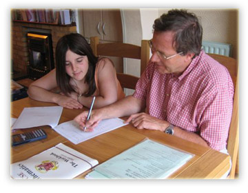 Cavendish Private Tutors at work
